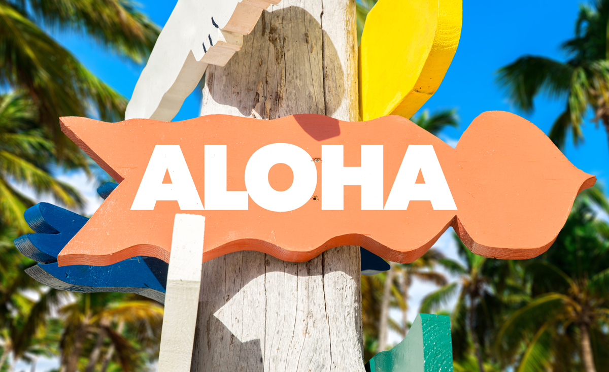 Meaning of Aloha