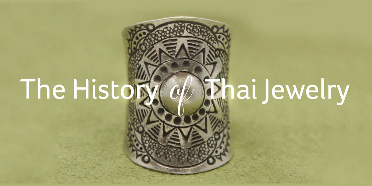 The History of Thai Jewelry - Elements