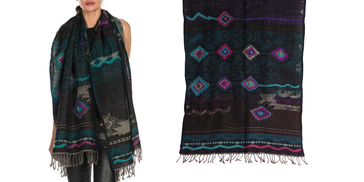 shawl for travelers